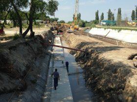 Amenajarea Raului Dambovita in Municipiul Bucuresti